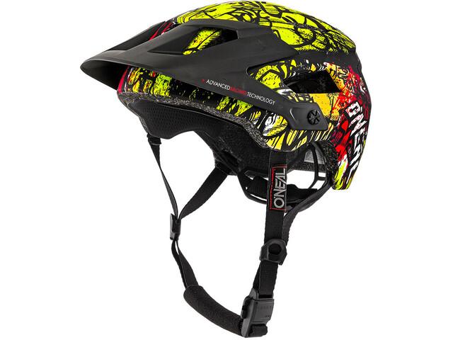 O'Neal Defender 2.0 Helmet vandal orange/neon yellow